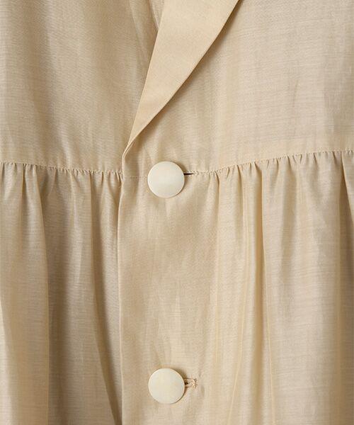 DRESS UP CLOSET / ドレスアップクローゼット ステンカラーコート | ステンカラーコート | 詳細6