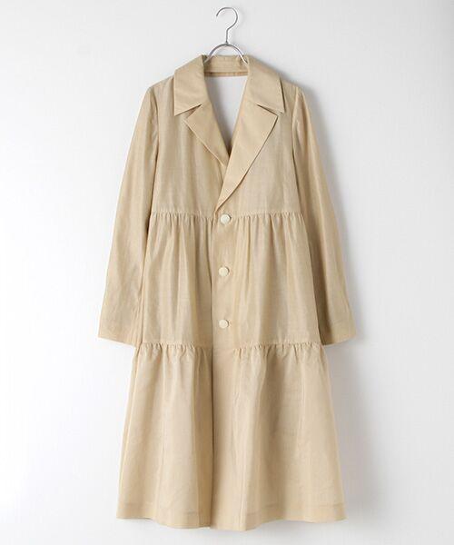 DRESS UP CLOSET / ドレスアップクローゼット ステンカラーコート | ステンカラーコート(ベージュ)