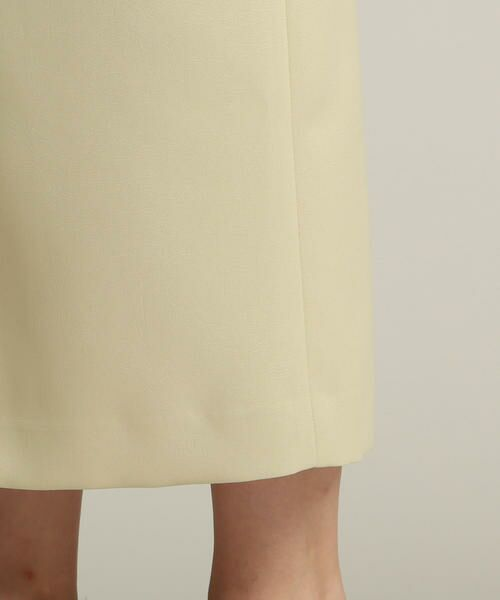 Droite lautreamont / ドロワットロートレアモン スカート | 【雑誌掲載】レザーライクサテンスカート | 詳細5