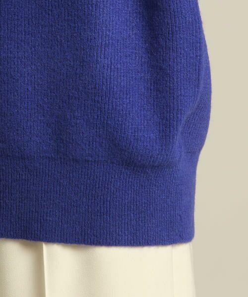 Droite lautreamont / ドロワットロートレアモン ニット・セーター | 【雑誌掲載】片畔袖変形プルオーバ | 詳細7