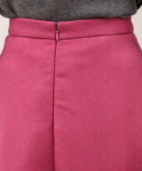 ef-de / エフデ ミニ・ひざ丈スカート | サイドビジューアクセントスカート | 詳細5