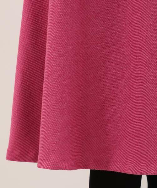 ef-de / エフデ ミニ・ひざ丈スカート | サイドビジューアクセントスカート | 詳細7