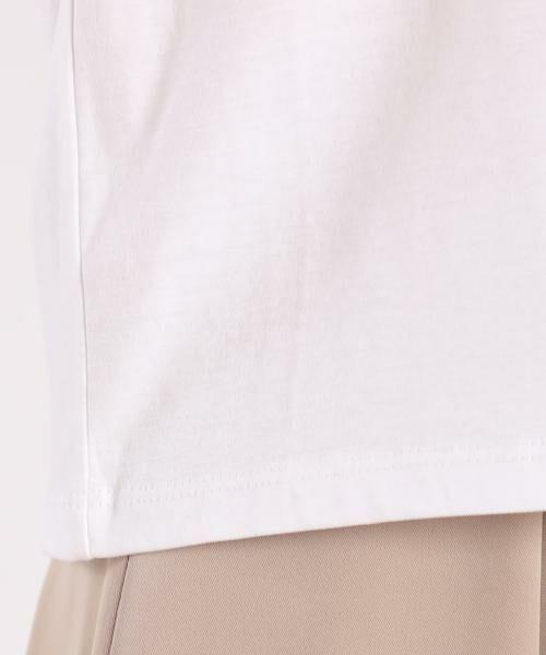 ef-de / エフデ Tシャツ | リボンデザインカットソー | 詳細7