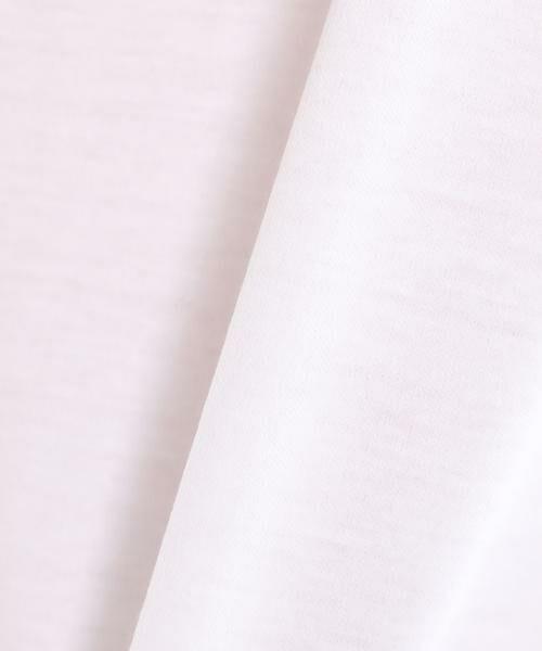 ef-de / エフデ Tシャツ | リボンデザインカットソー | 詳細8