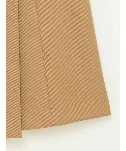 ensuite(大きいサイズ) / エンスウィート(おおきいサイズ) ミニ・ひざ丈スカート | 【エンスウィート】ラップ風ボタンスカート | 詳細5
