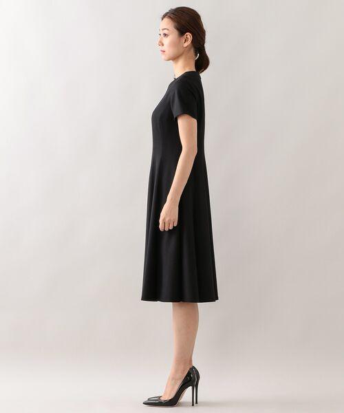 EPOCA / エポカ ロング・マキシ丈ワンピース | エアーフラノ ドレス | 詳細1