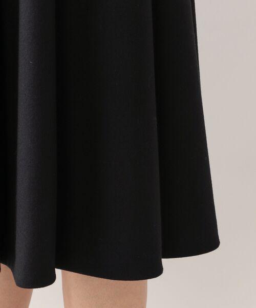 EPOCA / エポカ ロング・マキシ丈ワンピース | エアーフラノ ドレス | 詳細5