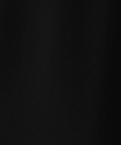 EPOCA / エポカ ロング・マキシ丈ワンピース | 【Andre Laude】リバーレースコンビジョーゼット ドレス | 詳細8