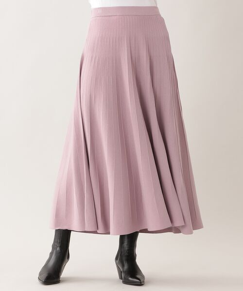 EPOCA / エポカ ロング・マキシ丈スカート | *Marisol10月号掲載* 【La Maglia】モダンスリットスカート | 詳細14