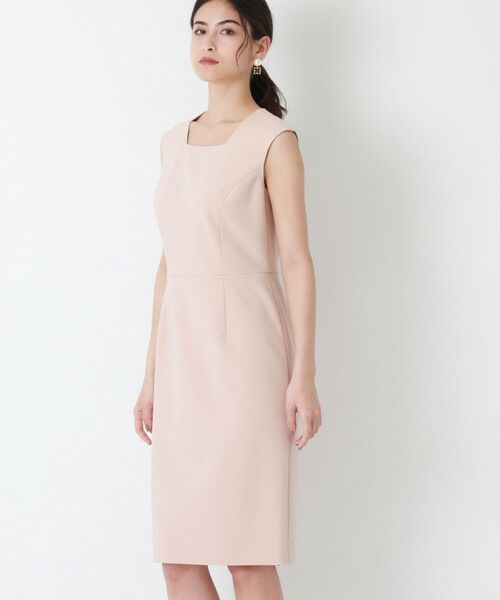 EPOCA / エポカ ロング・マキシ丈ワンピース | 【24 TWENTY FOUR Noble】 ドレス(ピンク3)