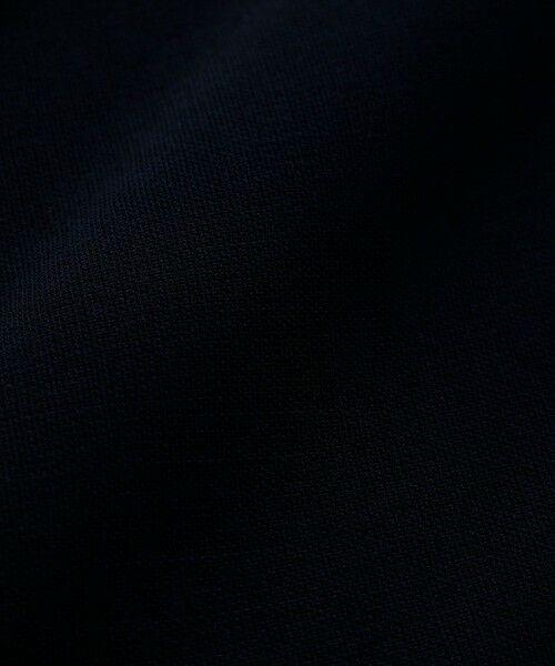 EPOCA / エポカ ノーカラージャケット | ストレッチクロス ノーカラージャケット | 詳細17