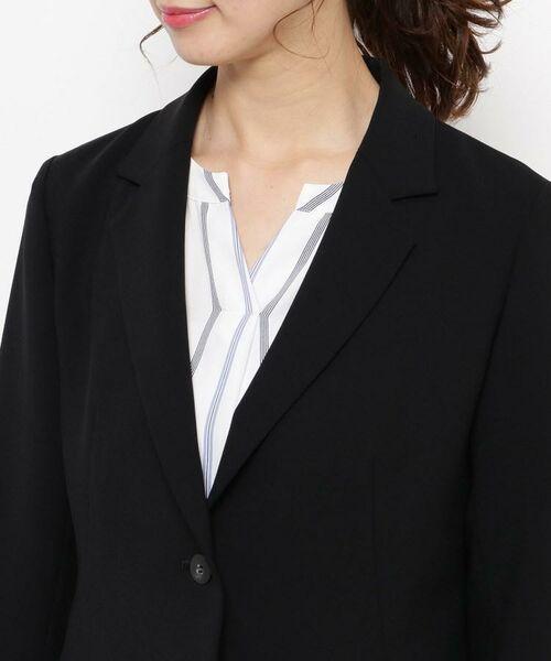 esche / エッシュ テーラードジャケット | トリクシオン テーラードジャケット | 詳細4