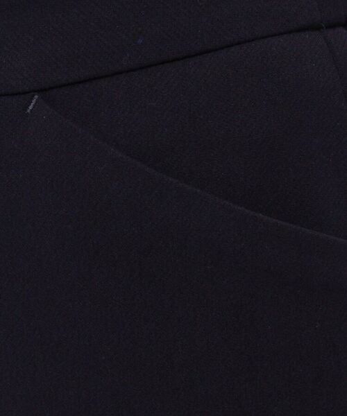 esche / エッシュ ショート・ハーフ・半端丈パンツ | 【洗える】2WAYレーヨン混ストレッチスリムパンツ | 詳細6