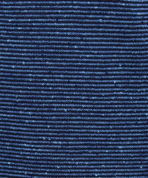 esche / エッシュ ニット・セーター | ボーダーネップホールガーメント(R)ニット | 詳細6