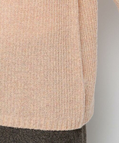 esche / エッシュ ニット・セーター | ウール混ホールガーメント(R)ニット | 詳細6