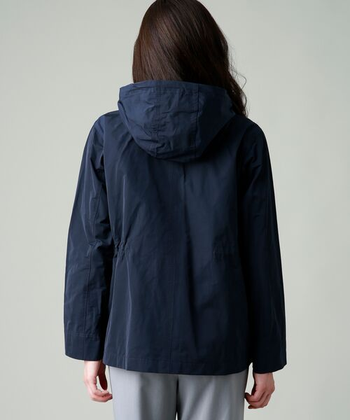 EVEX by KRIZIA  (大きいサイズ) / エヴェックス バイ クリツィア (オオキイサイズ) テーラードジャケット | 【L】メモリータフタジャケット | 詳細6