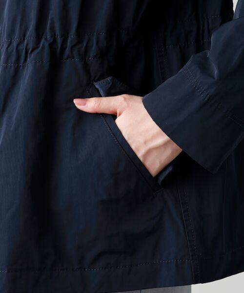 EVEX by KRIZIA  (大きいサイズ) / エヴェックス バイ クリツィア (オオキイサイズ) テーラードジャケット | 【L】メモリータフタジャケット | 詳細9