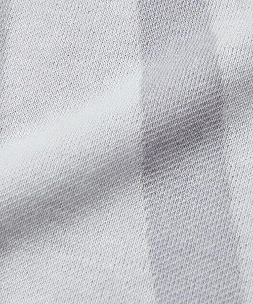 EVEX by KRIZIA  (大きいサイズ) / エヴェックス バイ クリツィア (オオキイサイズ) その他トップス | 【L】【ウォッシャブル】ゼブラセーターマシーンカットソー | 詳細12
