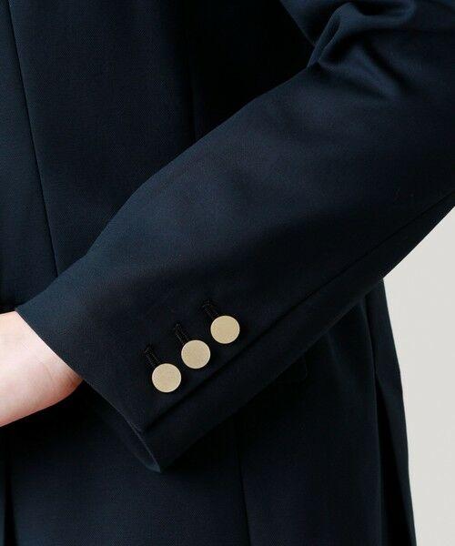 EVEX by KRIZIA  (大きいサイズ) / エヴェックス バイ クリツィア (オオキイサイズ) テーラードジャケット | 【L】エンブレムブレザージャケット | 詳細9