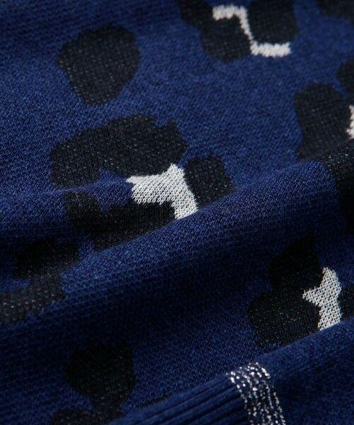 EVEX by KRIZIA  (大きいサイズ) / エヴェックス バイ クリツィア (オオキイサイズ) ニット・セーター | 【L】【ウォッシャブル】グラデパンサーセーターマシーンカットソー | 詳細19