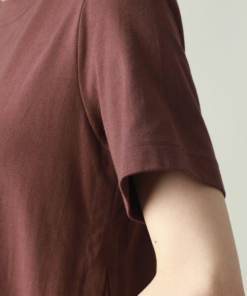 EVEX by KRIZIA / エヴェックス バイ クリツィア ロング・マキシ丈ワンピース | 【ウォッシャブル】クラシックジャージワンピース | 詳細8