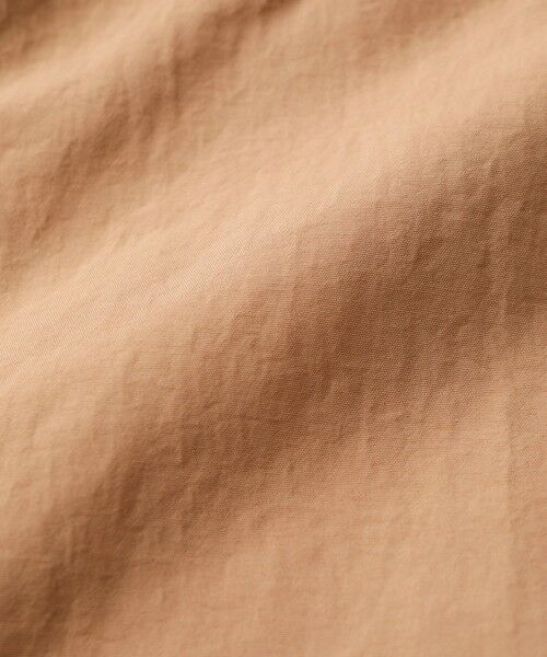 EVEX by KRIZIA / エヴェックス バイ クリツィア ノーカラージャケット   【ウォッシャブル】【はっ水】タスランエアライトサファリジャケット   詳細24