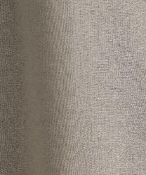 EVEX by KRIZIA / エヴェックス バイ クリツィア カットソー   ◆◆【ウォッシャブル】コットンスムースタンクトップ   詳細14
