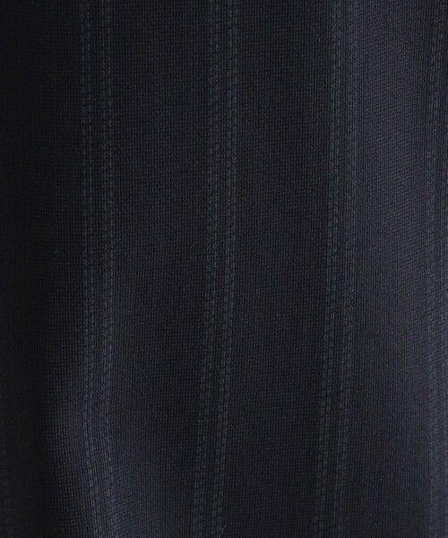 EVEX by KRIZIA / エヴェックス バイ クリツィア その他パンツ | 【ウォッシャブル】ストライプメリルハイテンションテーパードパンツ | 詳細10