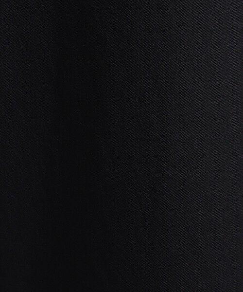 EVEX by KRIZIA / エヴェックス バイ クリツィア その他パンツ | *Wings掲載*【ウォッシャブル】【吸水速乾】シルキーツイルテーパードパンツ | 詳細10