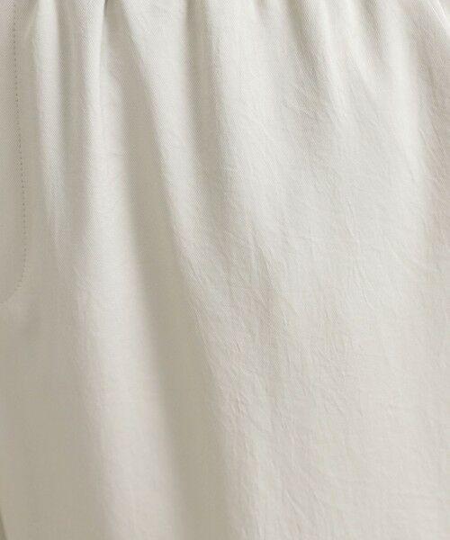 EVEX by KRIZIA / エヴェックス バイ クリツィア その他パンツ | *Wings掲載*【ウォッシャブル】【吸水速乾】シルキーツイルテーパードパンツ | 詳細11