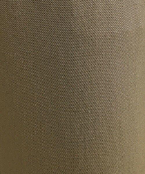 EVEX by KRIZIA / エヴェックス バイ クリツィア その他パンツ | *Wings掲載*【ウォッシャブル】【吸水速乾】シルキーツイルテーパードパンツ | 詳細12