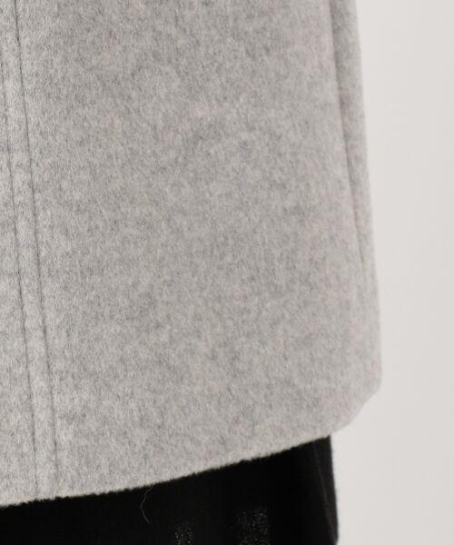 Feroux / フェルゥ その他アウター | 【WEB限定カラー有!】Jewelryモッサ ウールコート | 詳細17