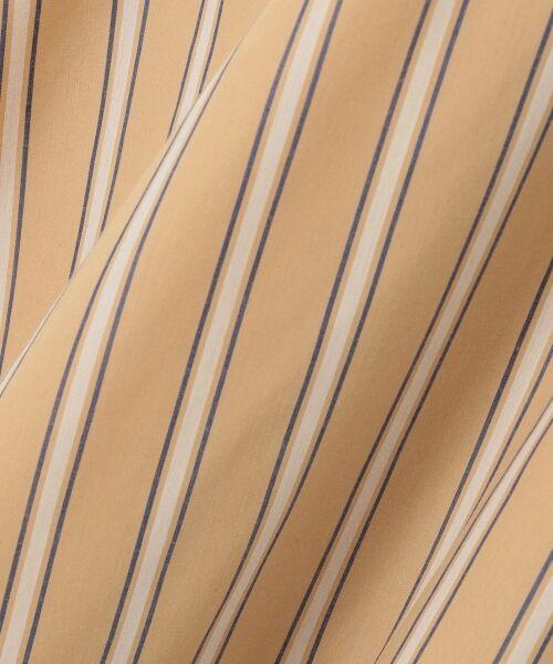 Feroux / フェルゥ ミニ丈・ひざ丈ワンピース | 【洗える!】シャツコンビ ワンピース | 詳細14