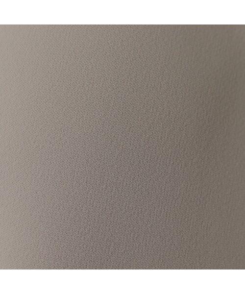Fitme Moi / フィットミーモア ショート・ハーフ・半端丈パンツ | ペオス美ドレープ・テーパードパンツ[ウエスト総ゴム] | 詳細7