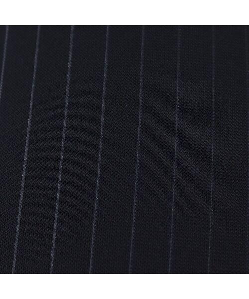 Fitme Moi / フィットミーモア ショート・ハーフ・半端丈パンツ | ペオス美ドレープ・テーパードパンツ[ウエスト総ゴム] | 詳細11