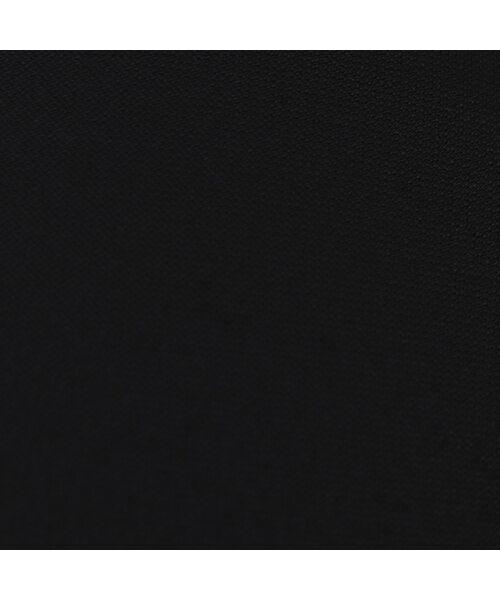 Fitme Moi / フィットミーモア ショート・ハーフ・半端丈パンツ | ペオス美ドレープ・テーパードパンツ[ウエスト総ゴム] | 詳細12
