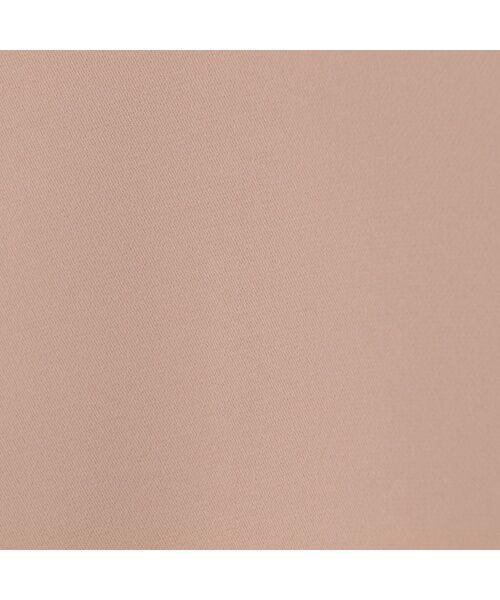 Fitme Moi / フィットミーモア ノーカラージャケット | [大きいサイズ/LL~4L]ダブルサテンノーカラーボレロ | 詳細8