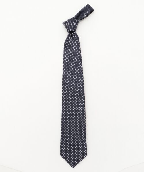 gotairiku / ゴタイリク ネクタイ | 【五大陸/日本製】西陣織ネクタイ バスケット織り | 詳細1