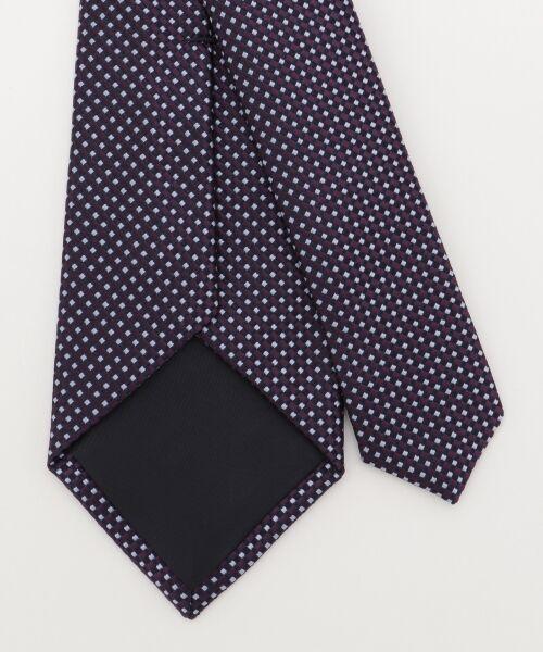 gotairiku / ゴタイリク ネクタイ | 【五大陸/日本製】西陣織ネクタイ バスケット織り | 詳細4