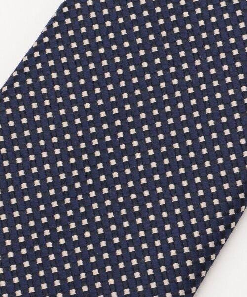 gotairiku / ゴタイリク ネクタイ | 【五大陸/日本製】西陣織ネクタイ バスケット織り | 詳細7