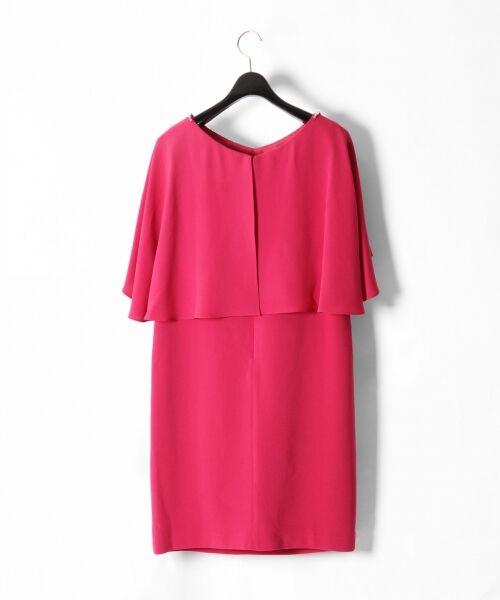 GRACE CONTINENTAL / グレースコンチネンタル ドレス | フレアスリーブパールワンピース | 詳細5