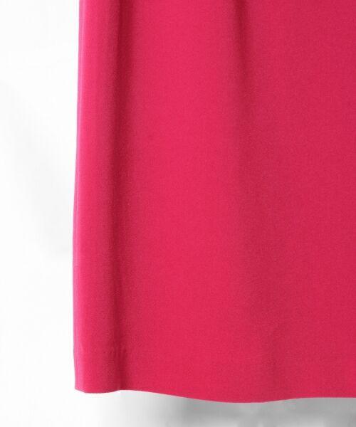 GRACE CONTINENTAL / グレースコンチネンタル ドレス | フレアスリーブパールワンピース | 詳細3