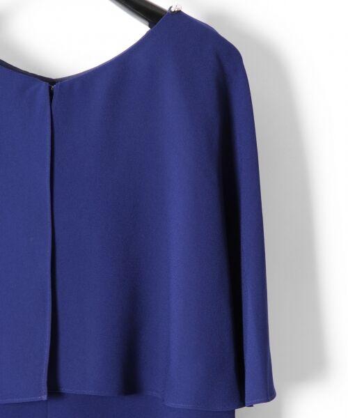 GRACE CONTINENTAL / グレースコンチネンタル ドレス | フレアスリーブパールワンピース | 詳細10