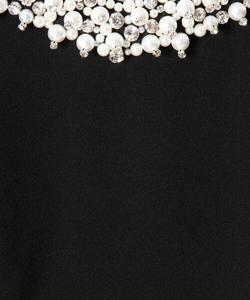 GRACE CONTINENTAL / グレースコンチネンタル ドレス | フレアスリーブパールワンピース | 詳細11