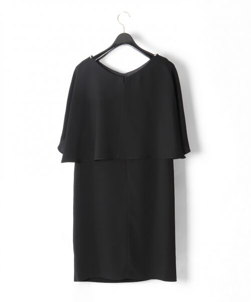 GRACE CONTINENTAL / グレースコンチネンタル ドレス | フレアスリーブパールワンピース | 詳細15