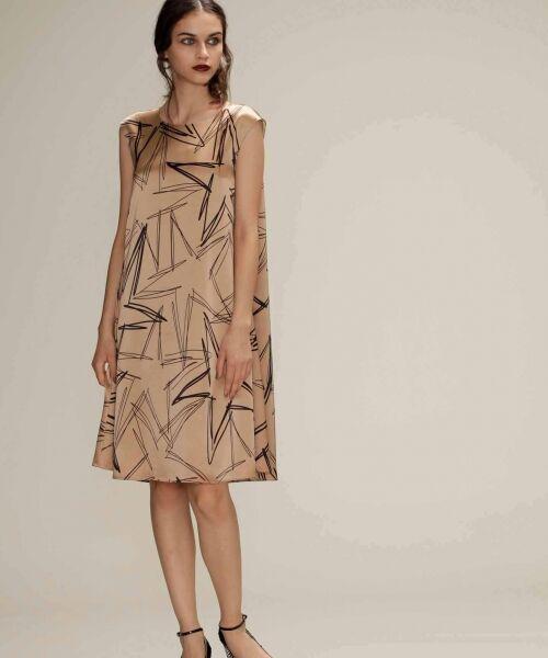 画像7: Lサイズあり【Luxe Style】ウエストの透け感で女らしい