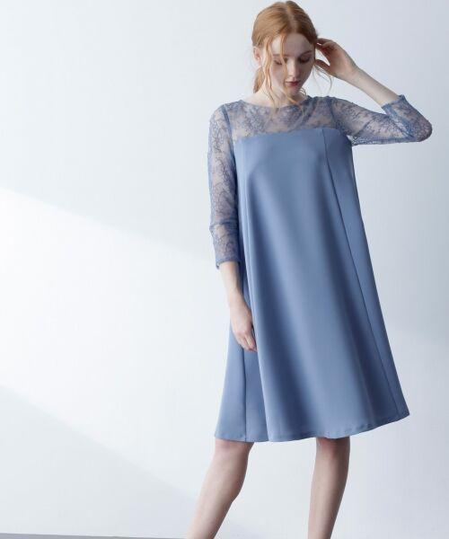 GRACE CONTINENTAL / グレースコンチネンタル ドレス | ビジューベルトワンピース | 詳細2