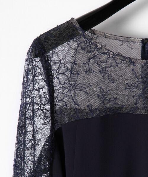 GRACE CONTINENTAL / グレースコンチネンタル ドレス | ビジューベルトワンピース | 詳細8