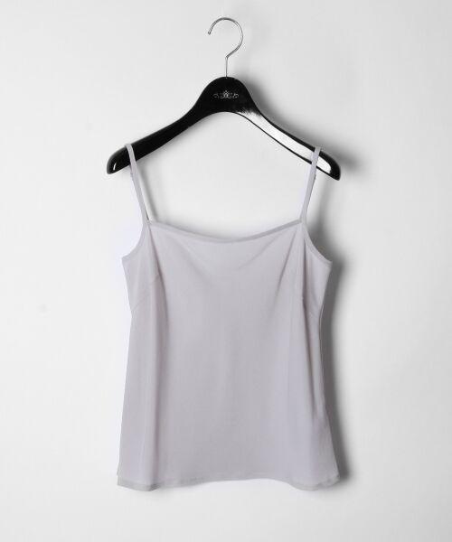 GRACE CONTINENTAL / グレースコンチネンタル Tシャツ | フラワーチュール刺繍トップ | 詳細10