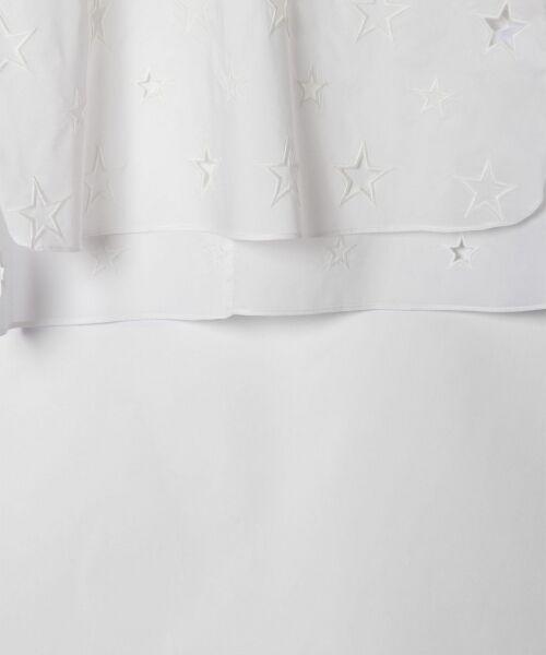 GRACE CONTINENTAL / グレースコンチネンタル Tシャツ | スターカットワークトップ | 詳細3